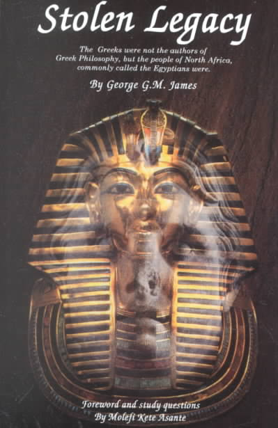 Stolen Legacy By James, George G. M.